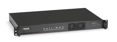 Veri-NAC prevents network breaches from unauthorized network connections.