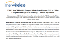 Utilizing DAS and WLAN solutions