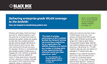 Delivering enterprise-grade WLAN coverage