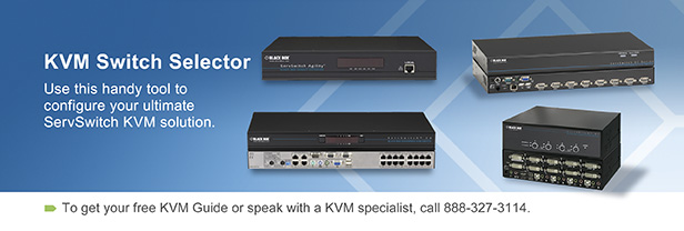 Black Box KVM Selector