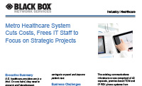 Metro Healthcare system