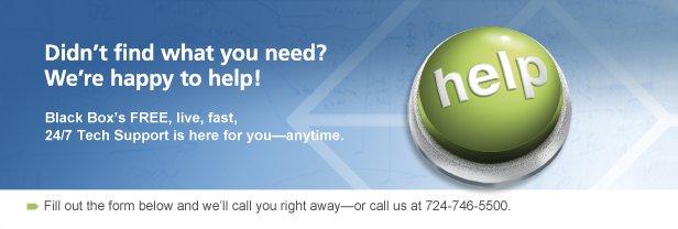Didn't find what you need? We're here to help!