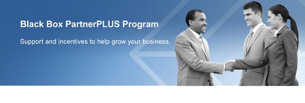 Black Box PartnerPLUS Program