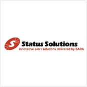 Status Solutions, innovative alert solutions delivered by SARA