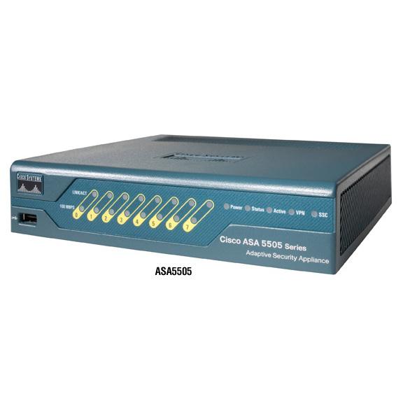 ASA5505-SSL10-K9