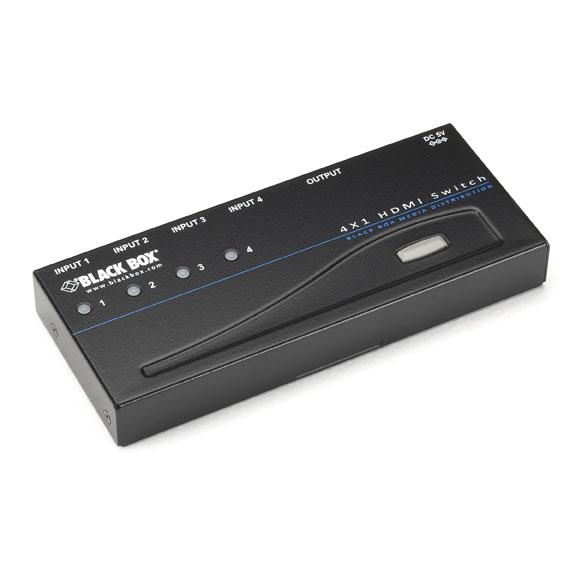 AVSW-HDMI4X1